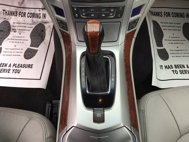 Used 2011 Cadillac CTS Coupe 2dr Cpe Premium AWD