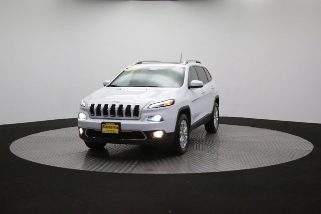 2017 Jeep Cherokee for sale 124861 50