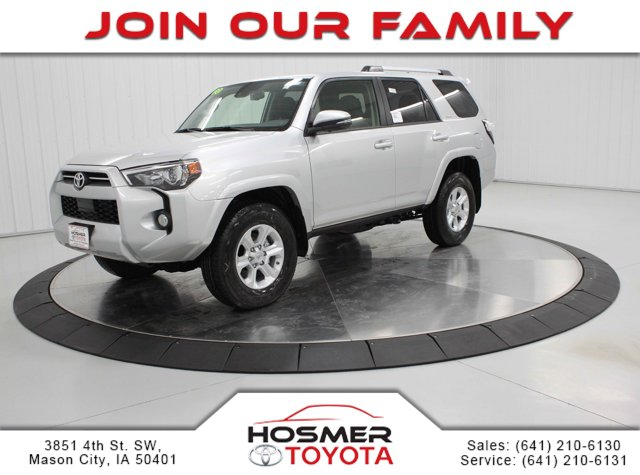 New 2020 Toyota 4Runner in Mason City, IA