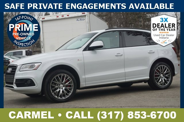 Used 2016 Audi SQ5 in Indianapolis, IN