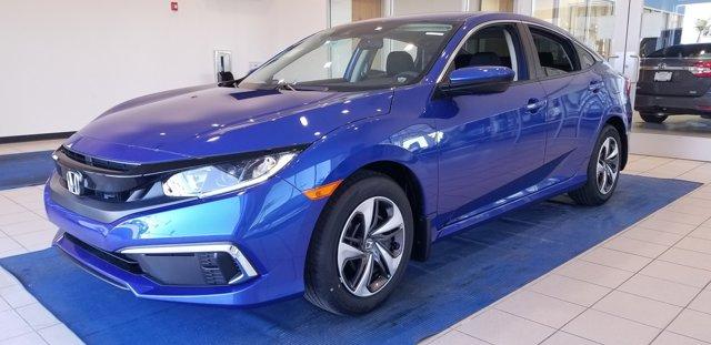 New 2020 Honda Civic Sedan in Yuma, AZ