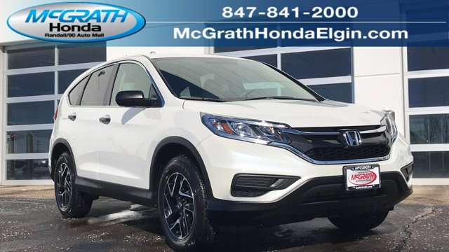 Used 2016 Honda CR-V in Elgin, IL