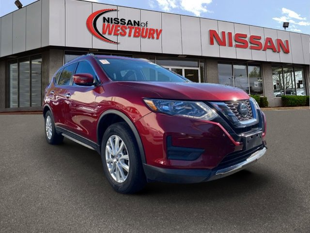 2018 Nissan Rogue SV AWD SV Regular Unleaded I-4 2.5 L/152 [18]