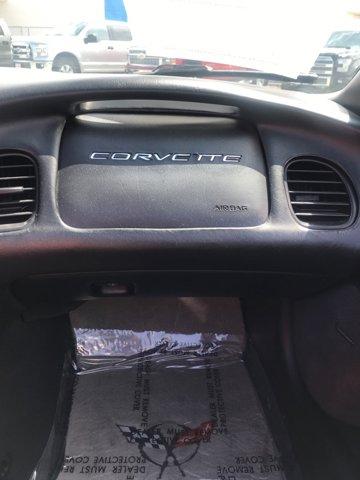 Used 1998 Chevrolet Corvette 2dr Convertible