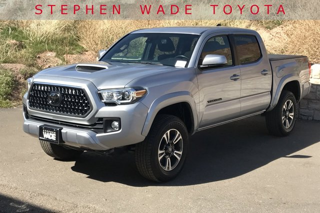 Used 2018 Toyota Tacoma in St. George, UT