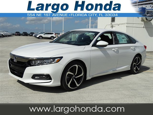 New 2020 Honda Accord Sedan in Florida City, FL