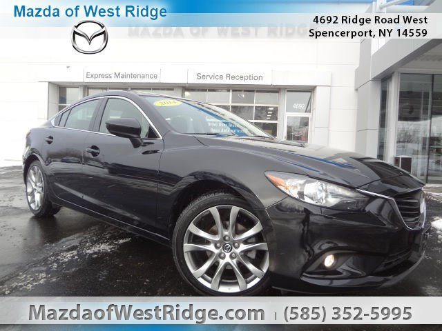 2014 Mazda Mazda6 at Transitowne Resale Center of Amherst