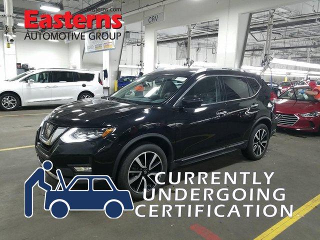 2017 Nissan Rogue SL Premium Platinum Sport Utility