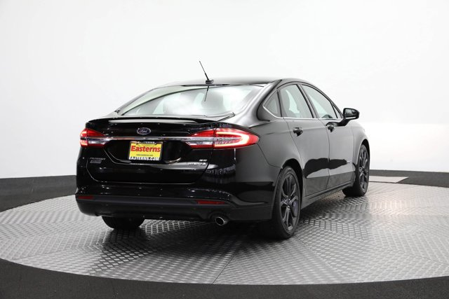 2018 Ford Fusion Hybrid for sale 124604 4
