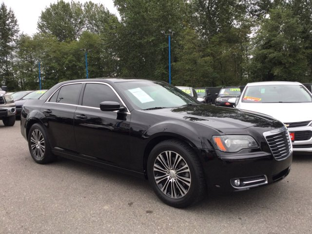 Used 2012 Chrysler 300 4dr Sdn V6 300S AWD