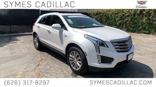 2018 Cadillac XT5 Luxury FWD FWD 4dr Luxury Gas V6 3.6L/222.6 [8]