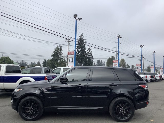Used 2014 Land Rover Range Rover Sport 4WD 4dr HSE
