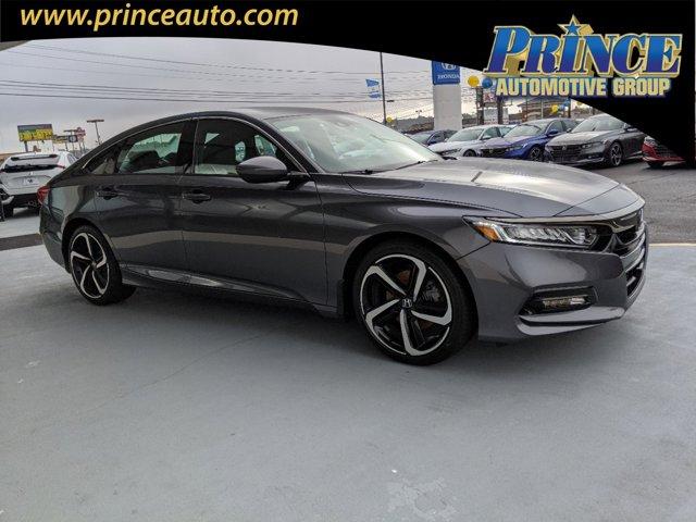 New 2020 Honda Accord Sedan in Tifton, GA
