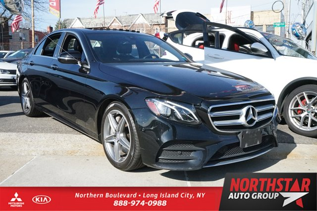 Used 2017 Mercedes-Benz E-Class in Long Island City, NY