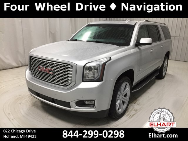 Used 2017 GMC Yukon XL in Holland, MI