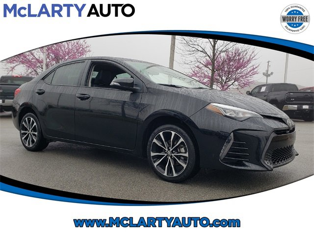 Used 2017 Toyota Corolla in North Little Rock, AR