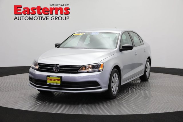 2016 Volkswagen Jetta S Technology Manual 4dr Car