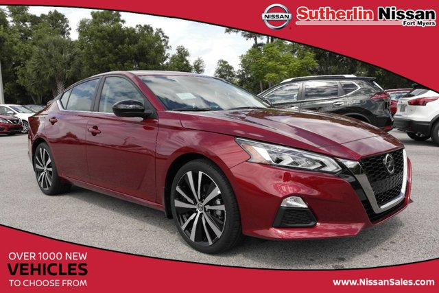 New 2020 Nissan Altima in Fort Myers, FL