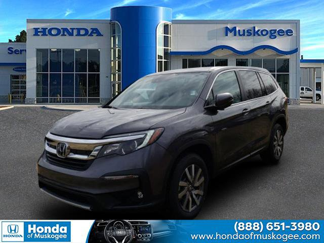 New 2019 Honda Pilot in Muskogee, OK