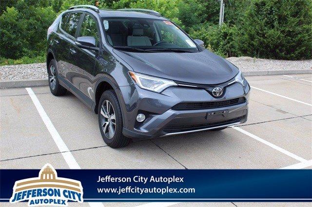 Used 2017 Toyota RAV4 in Jefferson City, MO