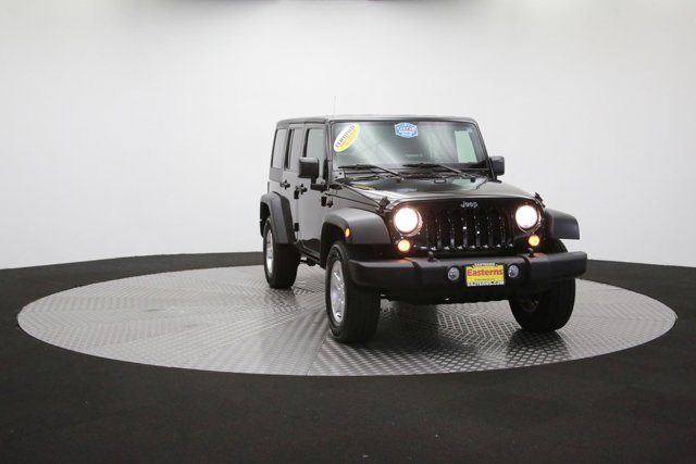 2016 Jeep Wrangler Unlimited for sale 124726 46