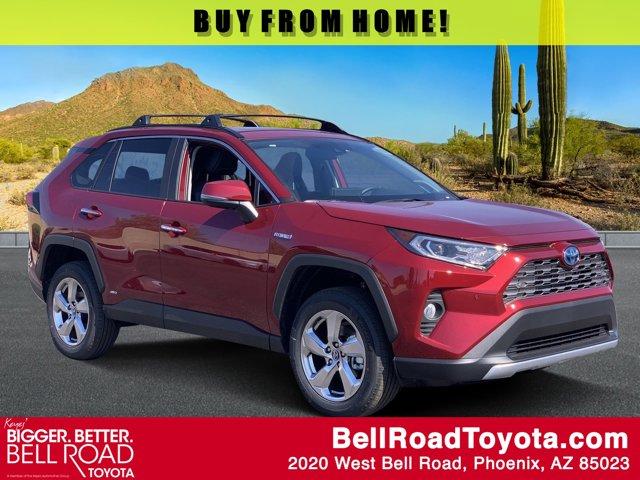 New 2020 Toyota RAV4 Hybrid in Phoenix, AZ