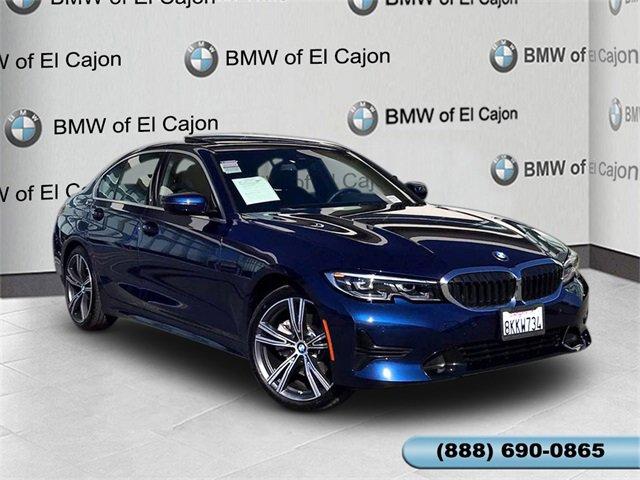 Used 2019 BMW 3 Series in San Diego, CA
