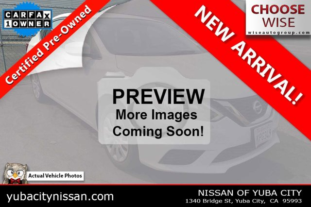 2019 Nissan Sentra S S CVT Regular Unleaded I-4 1.8 L/110 [19]