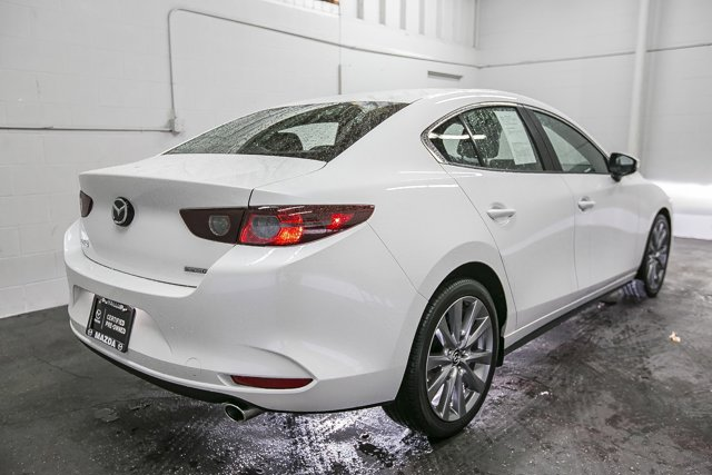 Used 2019 Mazda Mazda3 Sedan FWD w-Select Pkg