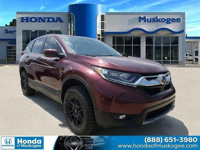 New 2019 Honda CR-V in Muskogee, OK