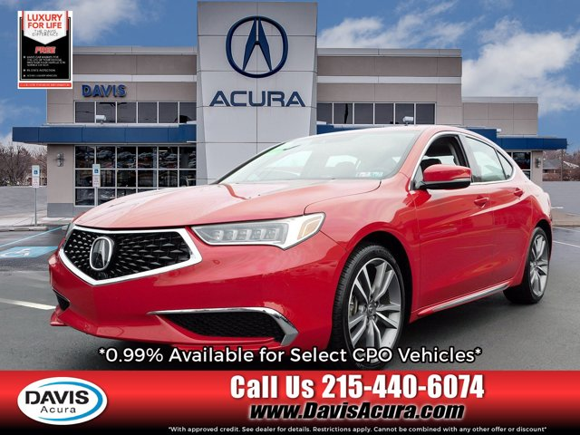 Used 2019 Acura TLX in Langhorne, PA
