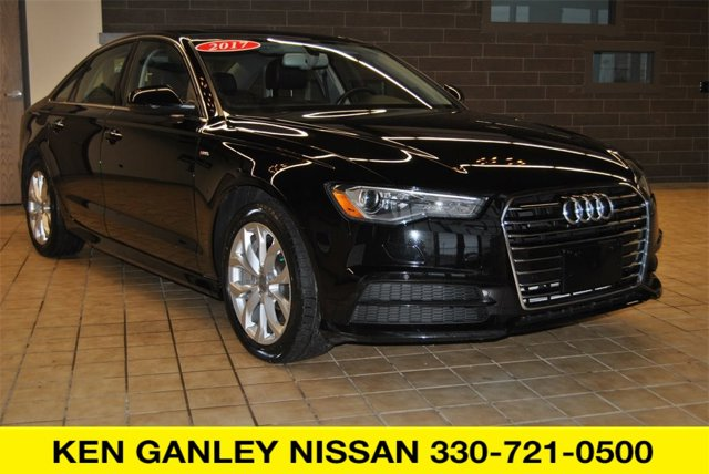 Used 2017 Audi A6 in , OH