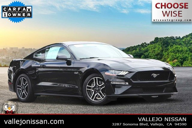 2020 Ford Mustang GT GT Fastback Premium Unleaded V-8 5.0 L/302 [30]