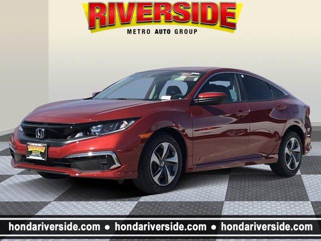 2020 Honda Civic Sedan LX LX CVT Regular Unleaded I-4 2.0 L/122 [13]