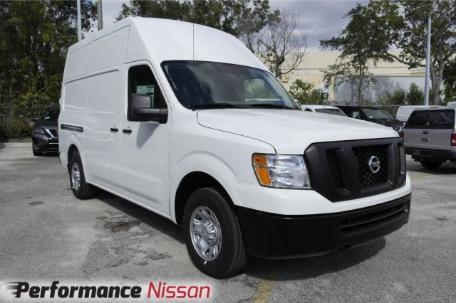 New 2020 Nissan NV2500 HD in Pompano Beach, FL