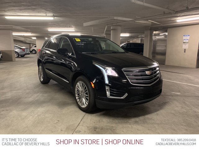 2017 Cadillac XT5 Luxury FWD FWD 4dr Luxury Gas V6 3.6L/222.6 [4]