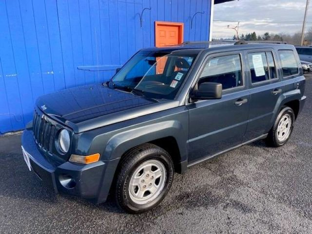 Used 2008 Jeep Patriot 4WD 4dr Sport