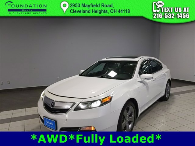 Used 2014 Acura TL in Cleveland Heights, OH