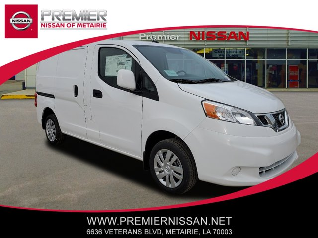 New 2020 Nissan NV200 Compact Cargo in Metairie, LA