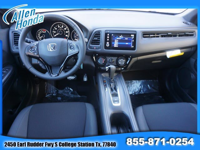 New 2020 Honda HR-V in College Station, TX