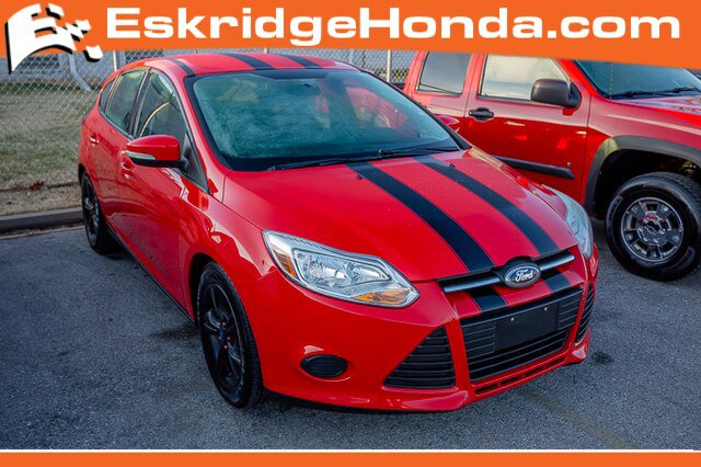 Used 2014 Ford Focus in Oklahoma City, OK