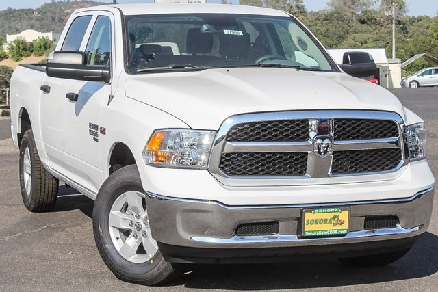 2020 Ram 1500 Classic Tradesman Tradesman 4x4 Crew Cab 5'7″ Box Regular Unleaded V-8 5.7 L/345 [9]