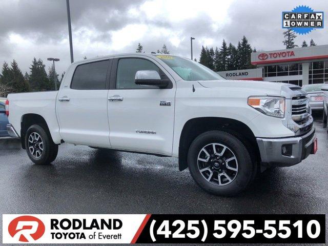 Used 2016 Toyota Tundra in Everett, WA