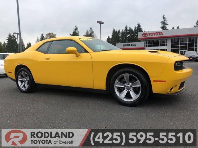 Used 2018 Dodge Challenger in Everett, WA