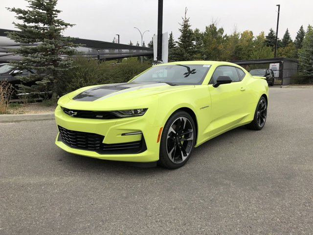2020 CHEVROLET CAMARO 2SS CAMARO 2SS COUPE LT1 ENGINE, 6.2L, 8 CYLINDER [6]