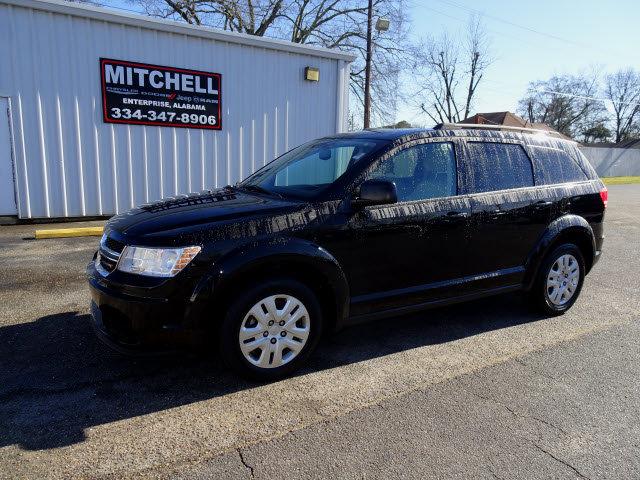 Used 2017 Dodge Journey in Dothan & Enterprise, AL