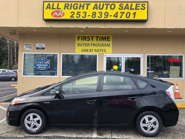 Used 2012 Toyota Prius in Federal Way, WA