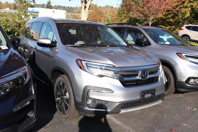 New 2020 Honda Pilot in Bellevue, WA