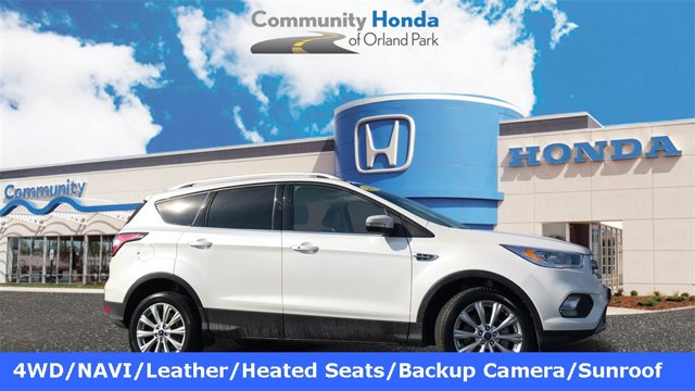 Used 2017 Ford Escape in Orland Park, IL