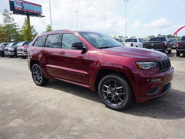 New 2019 Jeep Grand Cherokee in New Iberia, LA